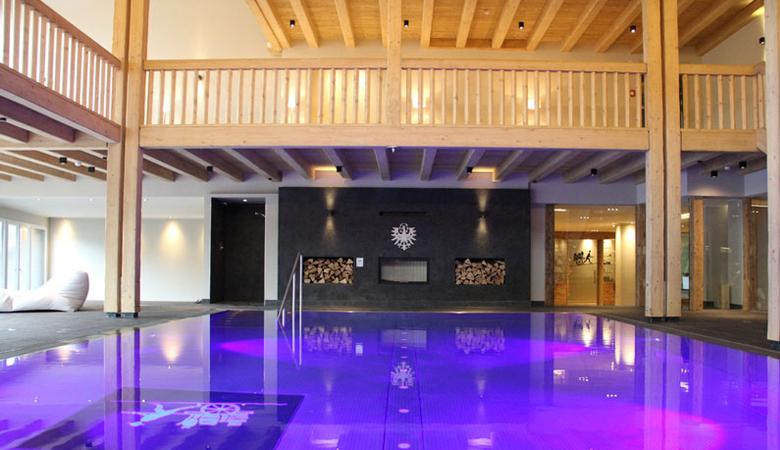 Wellness in Tirol Krumers Post Hotel und Spa