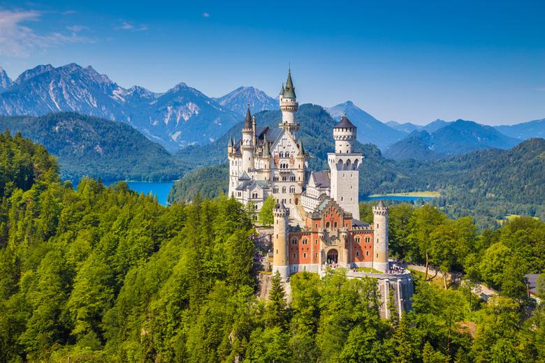 Header Schloss Neuschwanstein