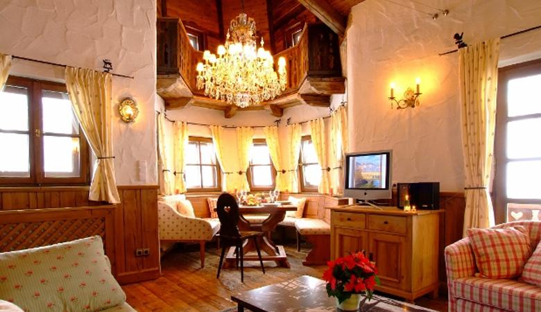 Luxus Chalets in Österreich | Schiefe Alm