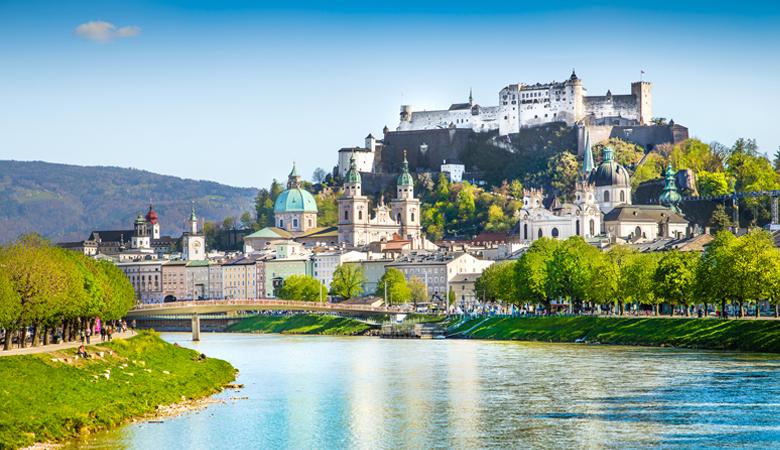Liebesurlaub in Österreich | Romantikurlaub in Salzburg