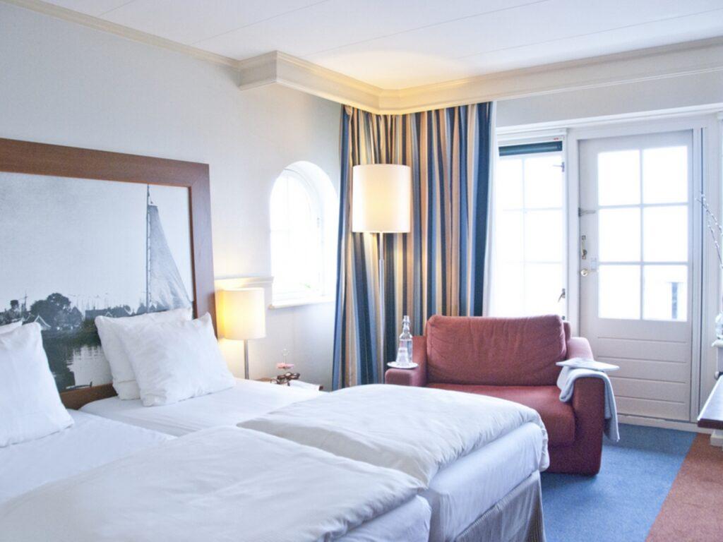Wellnesshotels mit Whirlpool im Zimmer - art hotel spaander