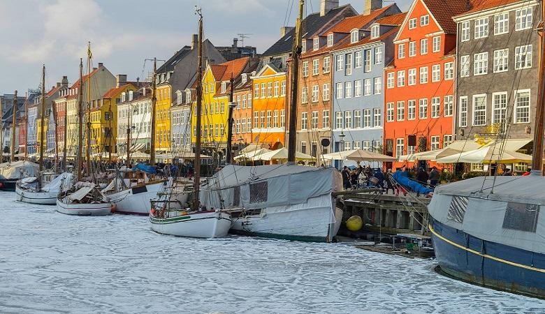 Urlaub im Februar in Kopenhagen